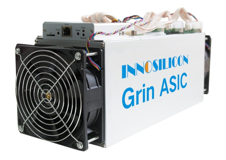 Innosilicon prend des précommandes pour son ASIC GIN GRIN GR32
