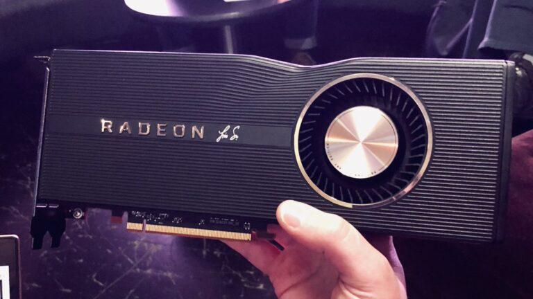 Test AMD Radeon RX5700 dans le minage avec WildRigMulti 0.19.0