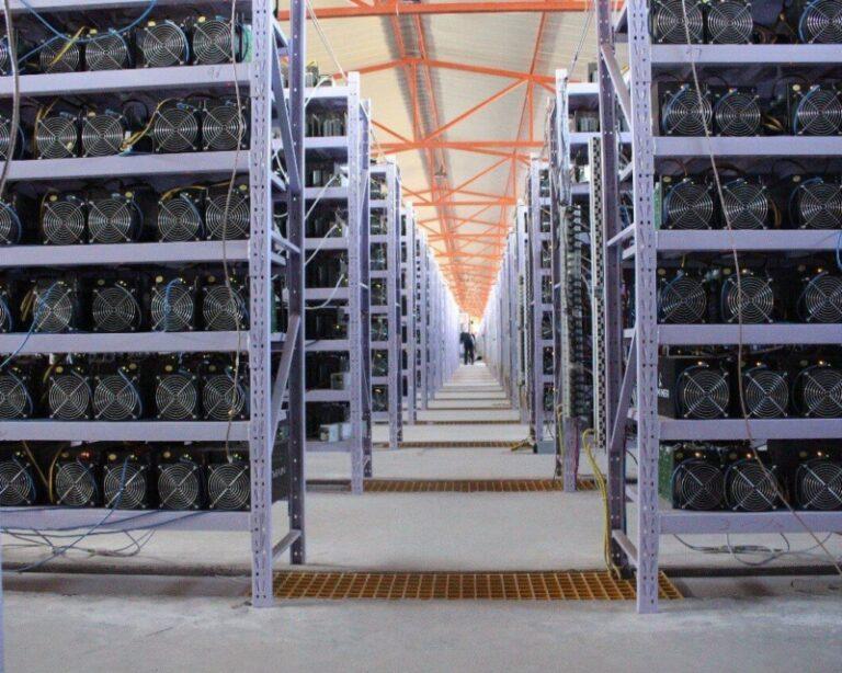 La vitesse du reseau Bitcoin n'a pas changé, meme apres des inondations en Chine