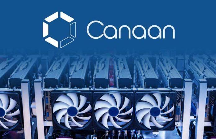Canaan Creative a introduit un nouveau ASIC mineur pour Ethereum