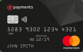 carte de credit epayments