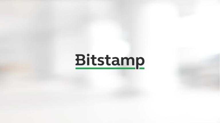 Bitstamp a pris en charge les adresses au format bech32