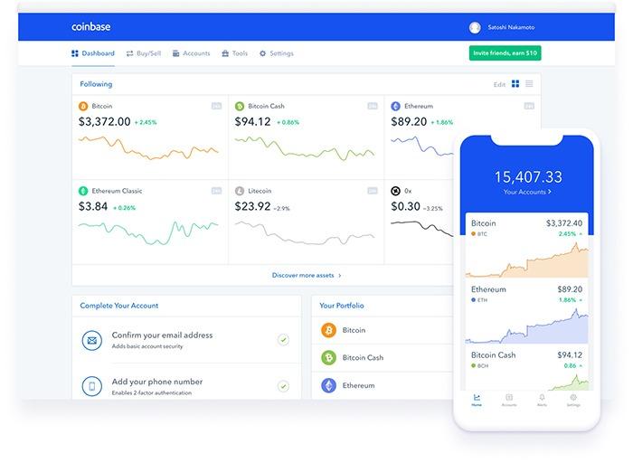 Les utilisateurs de cartes Coinbase pourront payer avec des crypto-monnaies via Google Pay