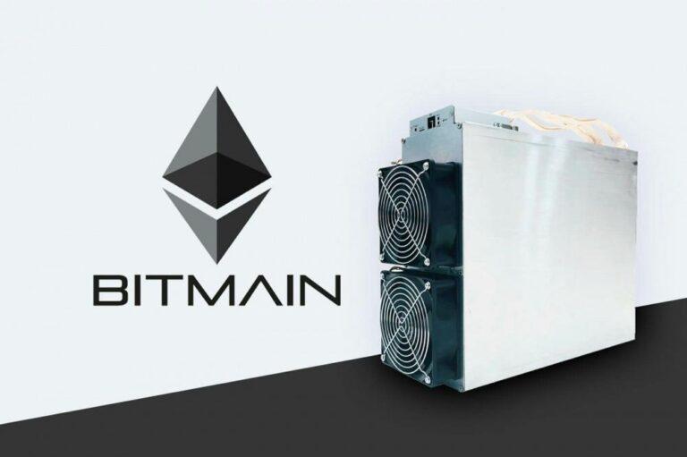Mettre à jour le firmware Bitmain Antminer E3