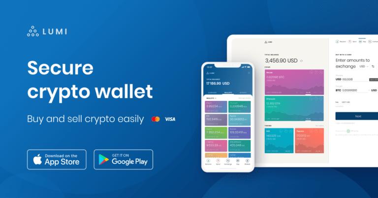 Portefeuille Crypto Lumi Wallet a annulé les commissions sur l'échange de crypto-monnaie