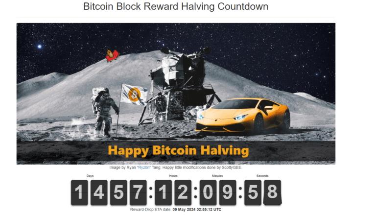 Le réseau Bitcoin vient de passer sont – 3e Halving