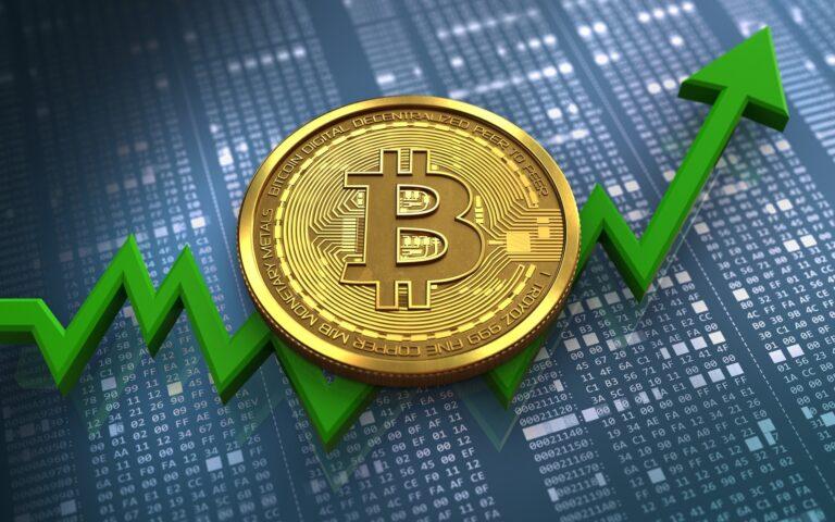 Le prix du bitcoin a franchi la barre des 9500 $. La capitalisation boursière a dépassé 250 milliards de dollars