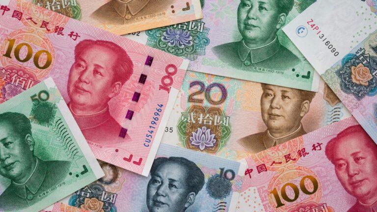 Le Yuan numérique peuvent remplacer les espèces