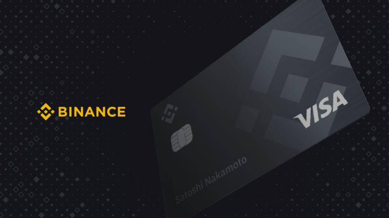 Binance confirme le lancement de la carte de débit de crypto-monnaie