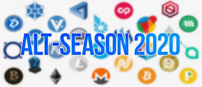 La recherche d'Altcoins sur Google se développe; La saison a-t-elle déjà commencé?
